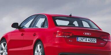 Audi präsentiert den neuen A4
