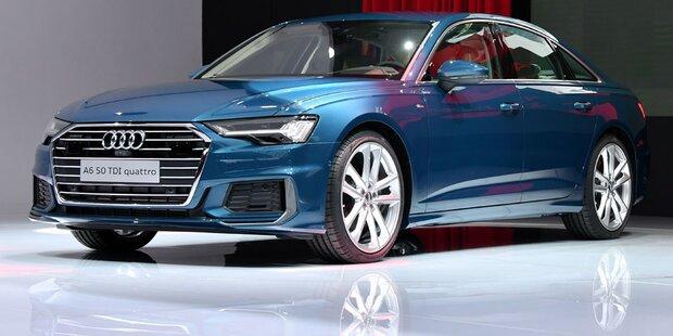 Audi nimmt jetzt wieder Fahrt auf