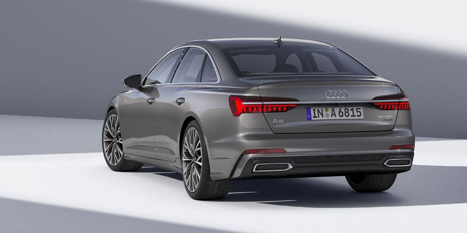 Neuer Audi A6 2018 Alle Infos Fotos Und Video Von Der