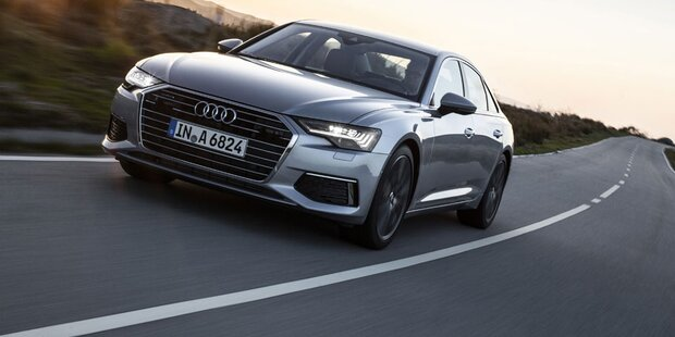 Das kostet der neue Audi A6