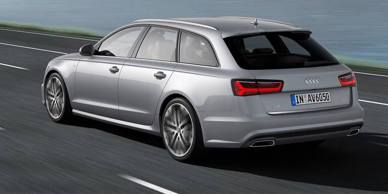 Audi muss 60.000 Dieselautos zurückrufen