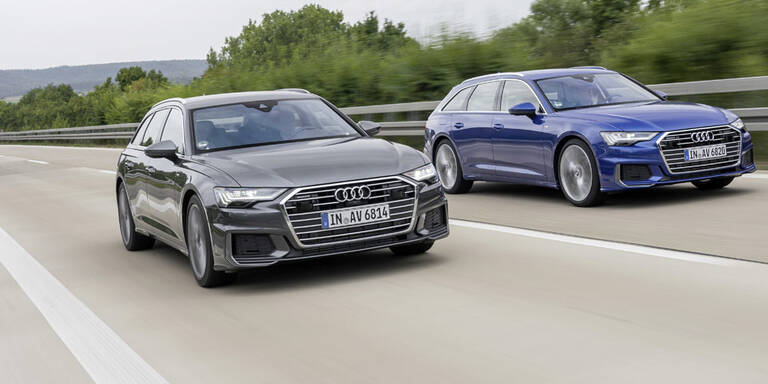 Jetzt startet der neue Audi A6 Avant
