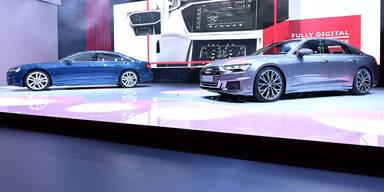 Audi bringt neuen A1, Q3, Q8 und e-tron