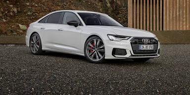 Audi A6 startet als Plug-in-Hybrid