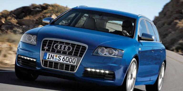 Deutsche Autozeitschrift kührt beste Autos 2008