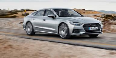 Das ist der neue Audi A7 Sportback
