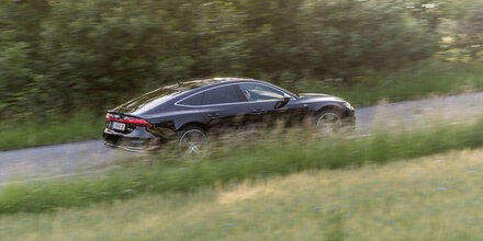 Neuer Audi A7 Sportback im Test