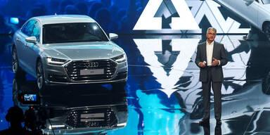 Neuer A8 ist für Audi mehr als ein Flaggschiff