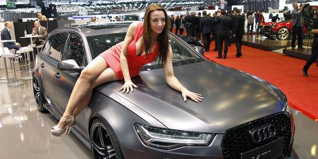 Boom bei Audi, BMW, Mercedes und Porsche
