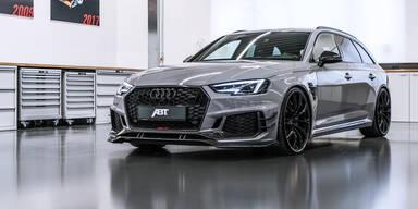Neuer Audi RS4 mit satten 530 PS