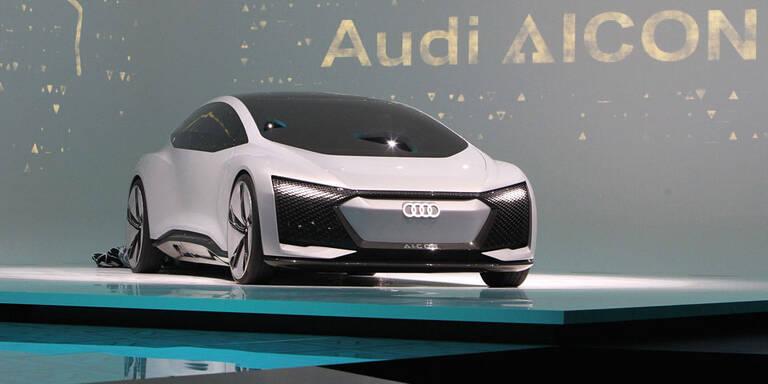 So stellt sich Audi seine Zukunft vor