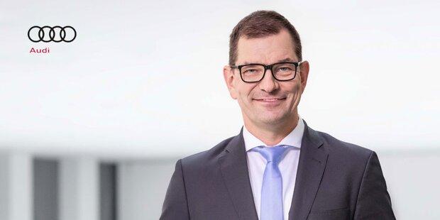 Jetzt fix: Duesmann wird neuer Audi-Chef