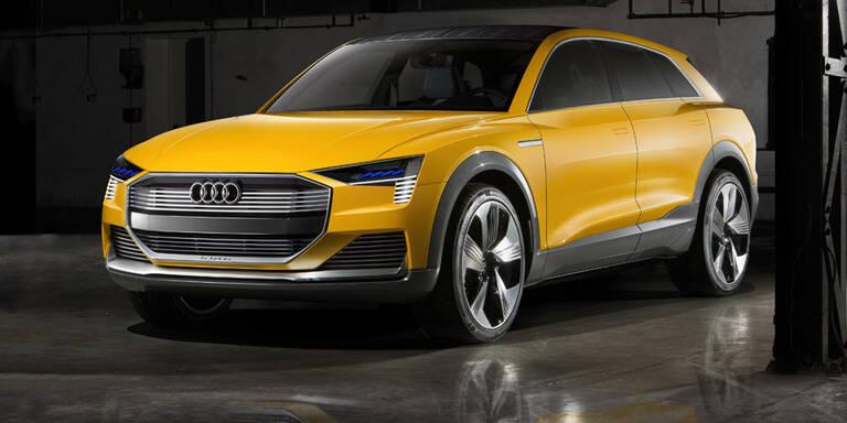 Audi baut mit Nvidia intelligentes Auto