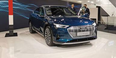 Audi fährt Produktion des e-tron zurück