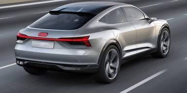 Audi kündigt zwei weitere Elektro-SUVs an