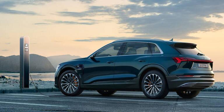Audi verschiebt e-tron-Start auf März 2019