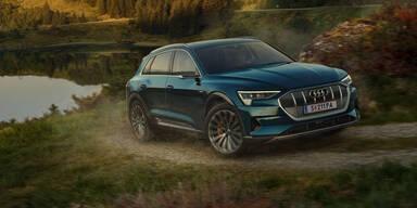 Audis erstes Elektro-SUV macht Probleme