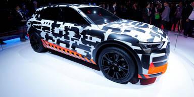 Audi hat sein erstes Elektro-SUV fertig