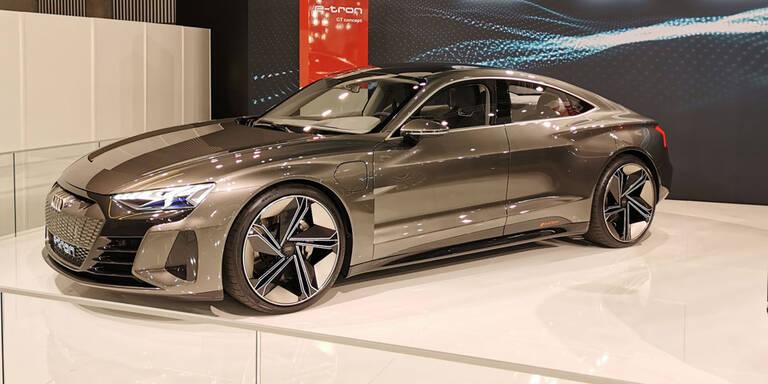 Deutsche Hersteller bei E-Autos bald Nr. 1