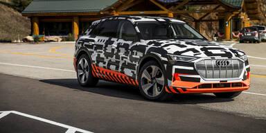 So stark ist Audis Elektro-SUV