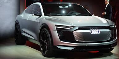 Zweiter Elektro-Audi greift Tesla an
