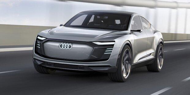 Fix: Audi baut den e-tron Sportback