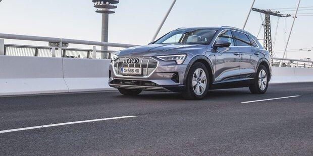 Brandgefahr: Audi muss Elektro-SUV zurückrufen
