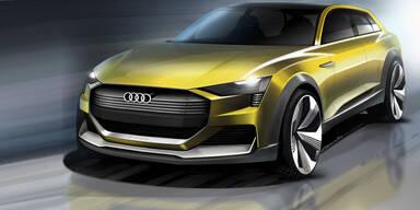 Audi bringt SUV mit Brennstoffzelle