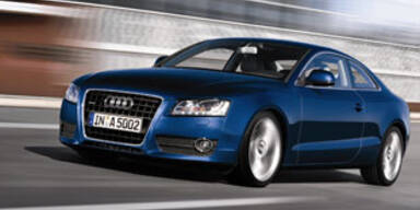 Audi A5 - gefällt nicht nur Autonarren