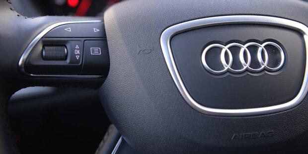 Wurde auch bei diesem Audi-Modell manipuliert?