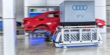 Audi will das Fließband abschaffen