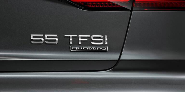 Audi führt völlig neue Modellbezeichnung ein