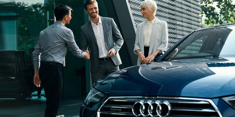 Audi erweitert seine Autovermietung