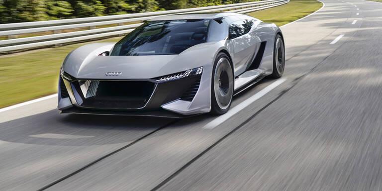 So kommt Audis Elektro-Sportwagen
