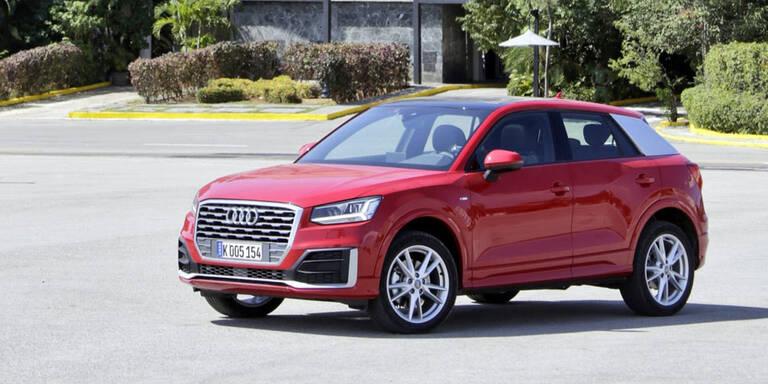 Abgas-Affäre verhagelt Audi die Bilanz