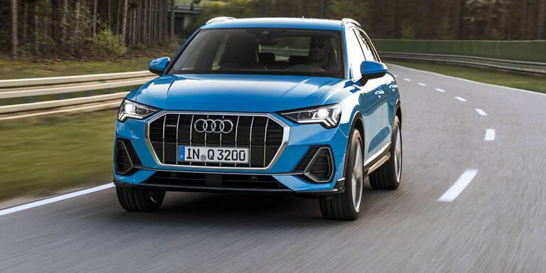 Das ist der völlig neue Audi Q3