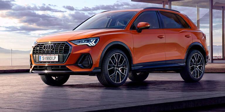 Das kostet der neue Audi Q3 (2018)