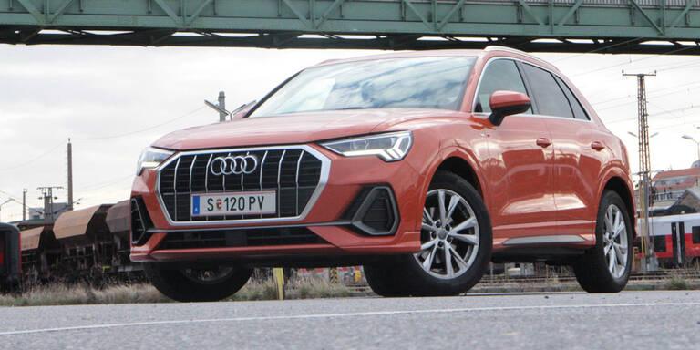 Der neue Audi Q3 35 TFSI im Test