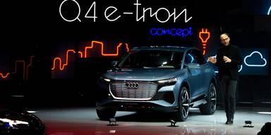 Q4 e-tron: Audi bringt günstiges Elektro-SUV
