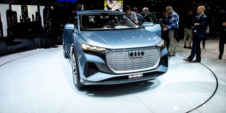 Audi startet absolute Neuheit