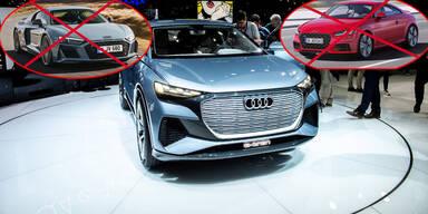 Wegen E-Offensive: Audi stampft TT & R8 ein