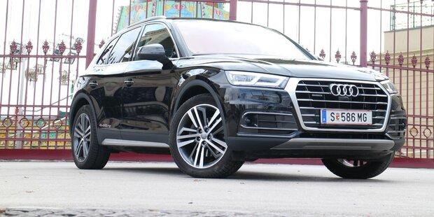 Neuer Audi Q5 mit 190 PS TDI im Test