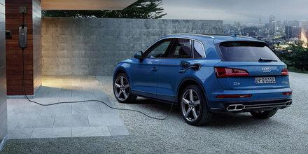 Audi bringt den Q5 mit Plug-in-Hybrid