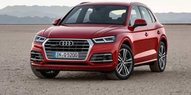 Das ist der völlig neue Audi Q5