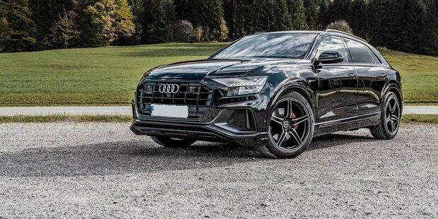Mehr Leistung für den neuen Audi Q8