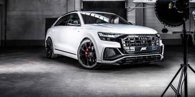 Sportliches Styling für den Audi Q8
