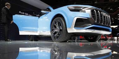 Audi startet große Elektroauto-Offensive