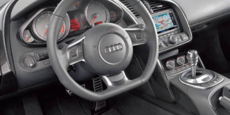 Audis Supersportler im Test