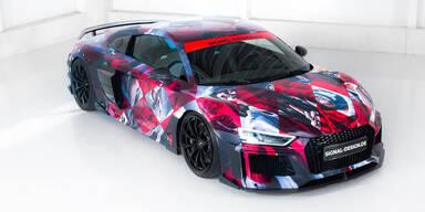 GTI-Treffen: Cooler R8 und schneller RS4