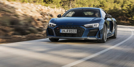 Audi verpasst dem R8 ein Facelift